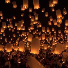 Festividad de las linternas