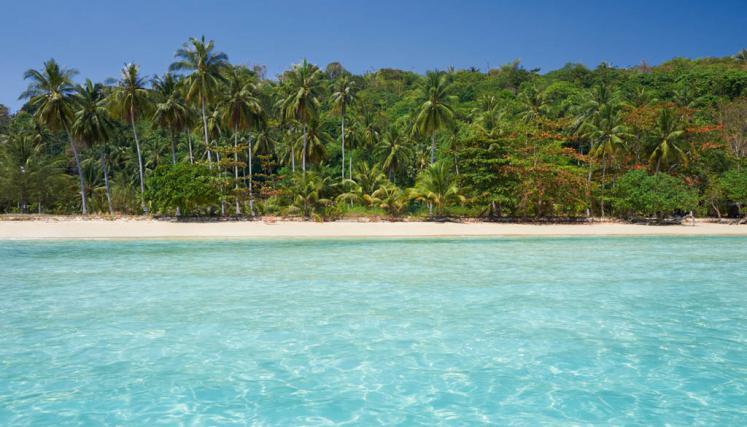 Playa de Koh Phi Phi