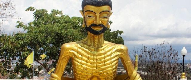 Wat Khao Yai, por Evan Guerra