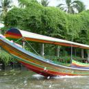 Barcos en Bangkok