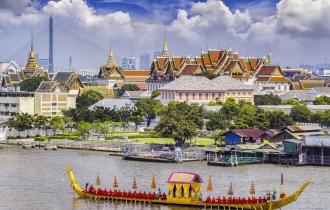 Gran Palacio Real de Bangkok