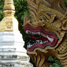 Templo Wat Chiang Mun