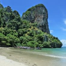 Paisaje de Railay
