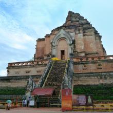 Ruinas de Wat Chiang Mun