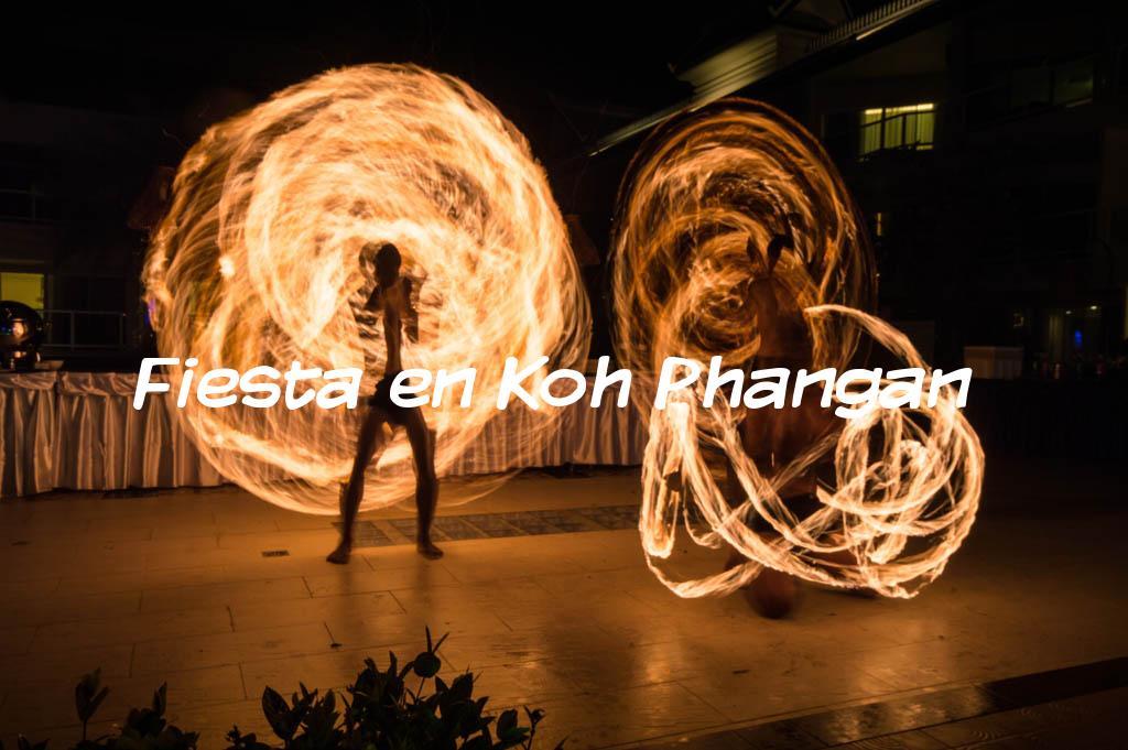 Full Moon Party Tailandia